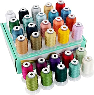 Best satin embroidery thread Reviews