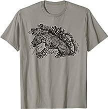 Cerberus the Three Headed Dog of Hades T-Shirt