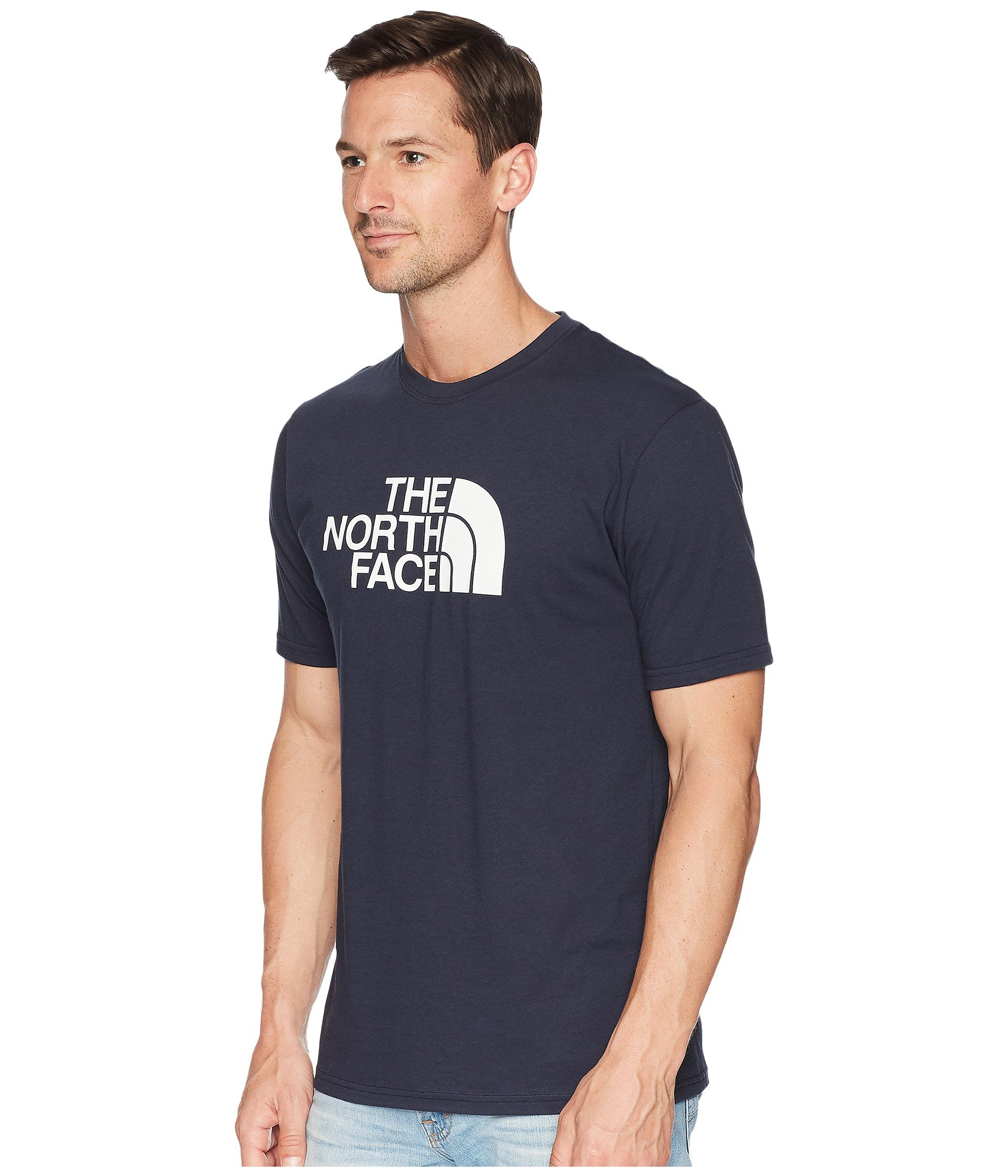 North Face Tee Short tnf Navy Urban 1 The White 2 Sleeve Dome d5v0n