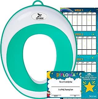 cozy greens toilet trainer