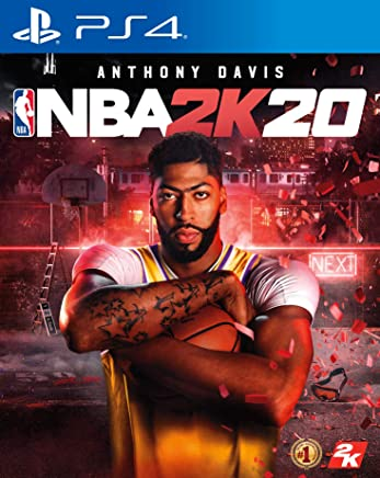 NBA 2K20 Standard Edition for PlayStation 4 - Standard