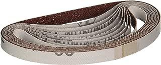 Astro BSP60 60-Grit 3/8-Inch by 13-Inch Sanding Belt, 10-Piece
