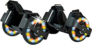 Schildkroet-Funsports Unisex's Flashy Rollers, Multi-Colour, Small