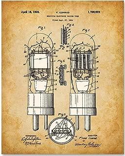 Best vacuum tube poster Reviews