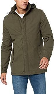 French Connection Men's Cotton Parka