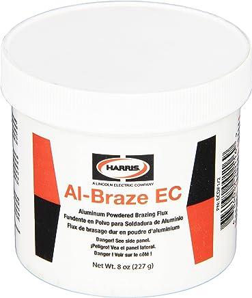 Harris ECDF1/2 Al-Braze EC Powder Flux,1/2 lb.