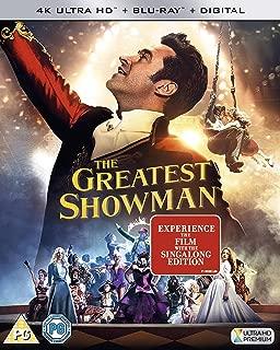 The Greatest Showman [Blu-ray 4K + Blu-ray]