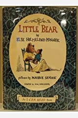 1957 - Harper & Row / An I Can Read Book - Hardcover - Little Bear - By Else Holmelund Minarik - Pictures by Maurice Sendak - Illustrated - Limited Edition - Collectible Hardcover