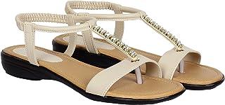 DAMEN MODE Women's Fashion Sandal