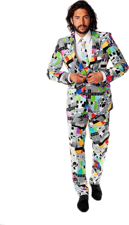 precio mas barato OppoSuits - Disfraz para adulto Policía, talla talla talla 50 (OSUI-0010-EU50)  tiempo libre