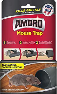 Amdro Mouse Trap, Kills 12 Mice