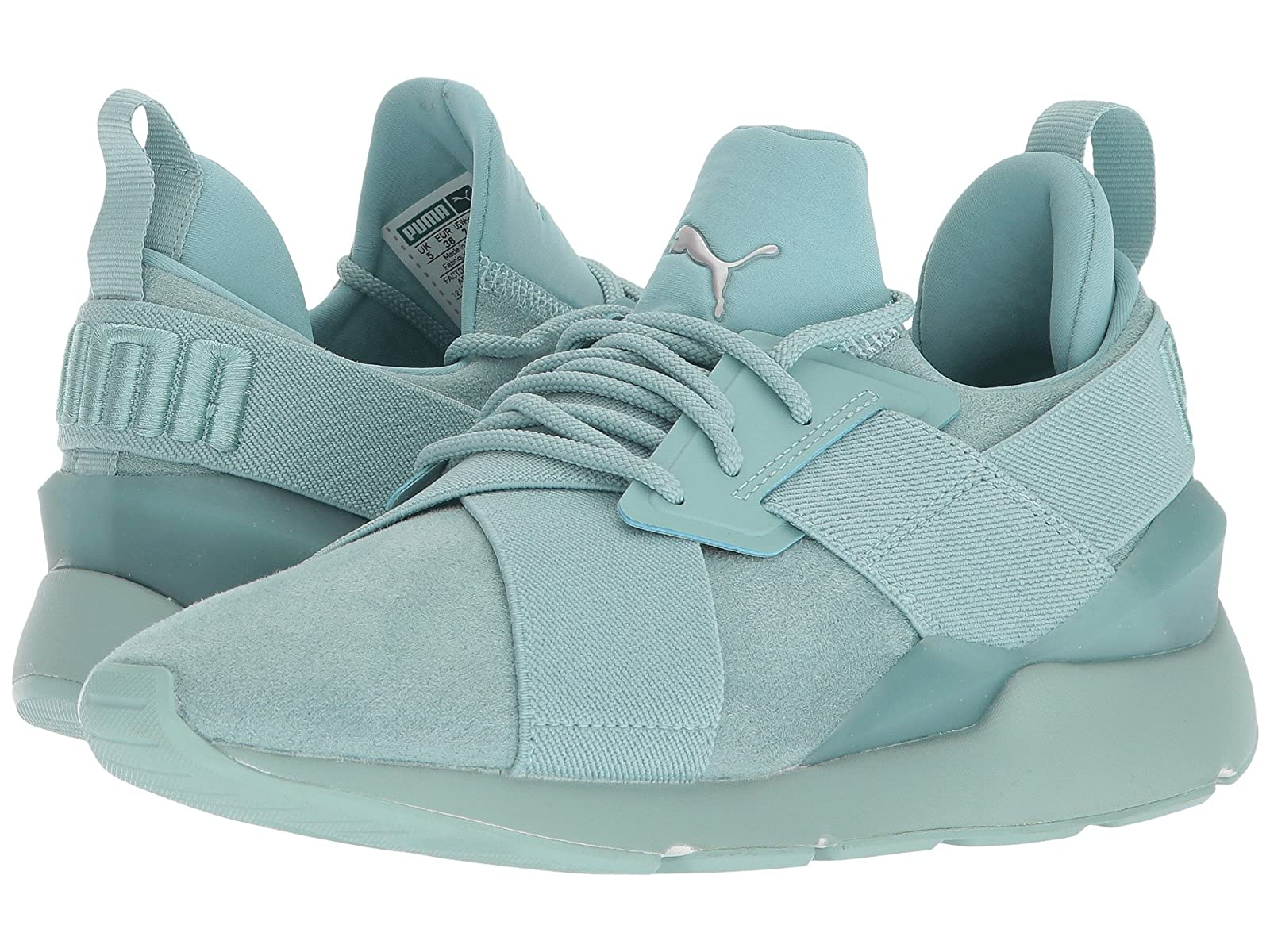 Man's/Woman's:PUMA Muse Elevated Elevated Elevated :precious boutique 81635d