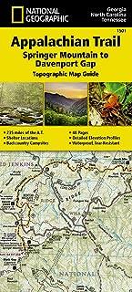 Best springer mountain map Reviews