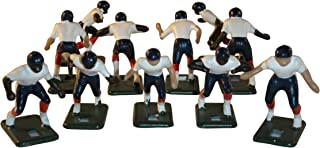 Electric Football 67 Big Men 11 in Dark Blue White Away Uniform