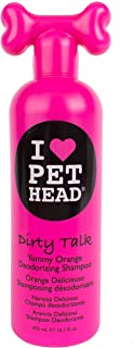 Pet Head Dirty Talk Deodorizing Shampoo - Yummy Orange