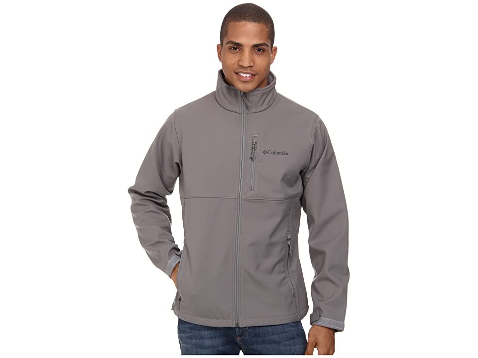Columbia Ascendertm Softshell Jacket (Boulder) Men