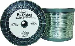 Field Guardian 14-Guage Galvanized Steel Wire, 1/2 Miles