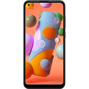 "Samsung Galaxy A11 Unlocked | 6.4"" Screen | 32GB of Storage | Long Lasting Battery | 2020 Model | Black"