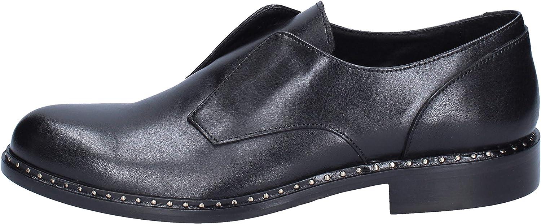 BARCA Oxfords-shoes Mens Leather Black