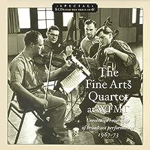 The Fine Arts Quartet at WFMT Unreleased Recordings of Broadcast Performances, 1967-73