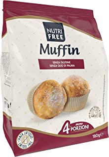 Nutrifree Muffin Senza Glutine - 200 Gr