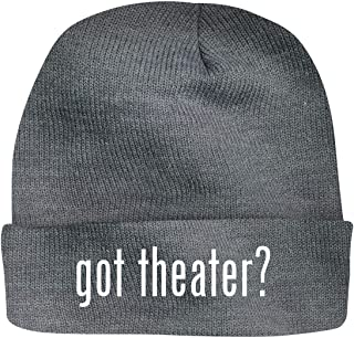 Shirt Me Up got Theater? - A Nice Beanie Cap