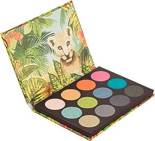 Coastal Scents Jungle Roar Eye Palette, 15.6 Ounce