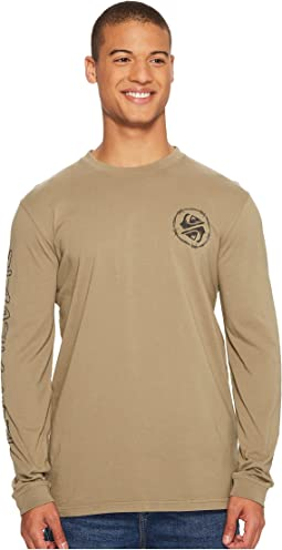 Quiksilver - Critical Dates Long Sleeve Tee