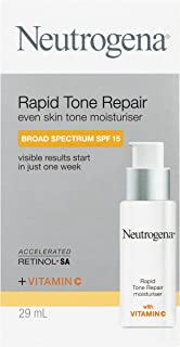Neutrogena Rapid Tone Repair Moisturizer SPF15 29mL