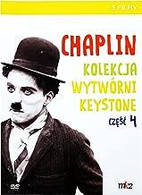 Chaplin Keystone Collection [DVD] (English subtitles)