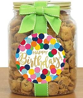 Nam's Bits Chocolate Chip Cookies - Birthday Half Gallon Jar (CDHB)