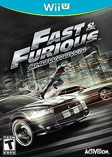 Fast & Furious: Showdown - Nintendo Wii U
