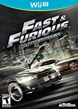 Fast & Furious: Showdown - Nintendo Wii U