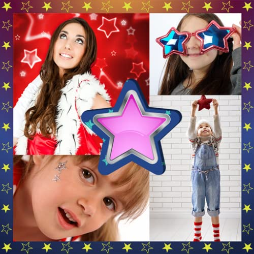 Estrelas Photo Collage