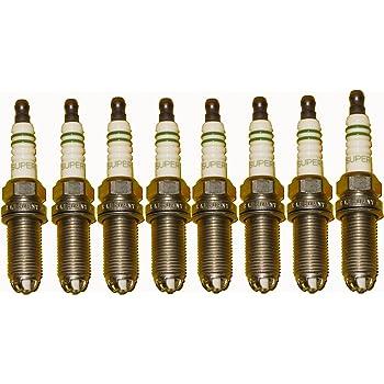 8 x original Porsche Zündkerze 99917013090 99917015190 99917012290 3,6 3,8 4,8