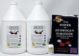 Best 3 hydrogen peroxide gallon Reviews