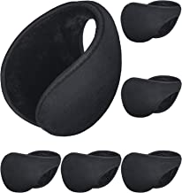 Sumind 6 Pieces Earmuffs, Winter Outdoor Earbags Ear Warmers
