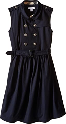 Burberry Kids - Iliana Sleeveless Trench Dress (Little Kids/Big Kids)