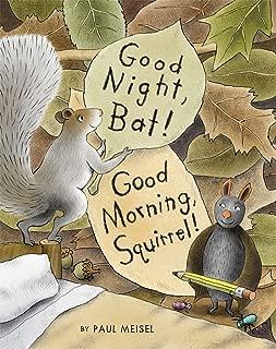 Best good night bat good morning squirrel Reviews