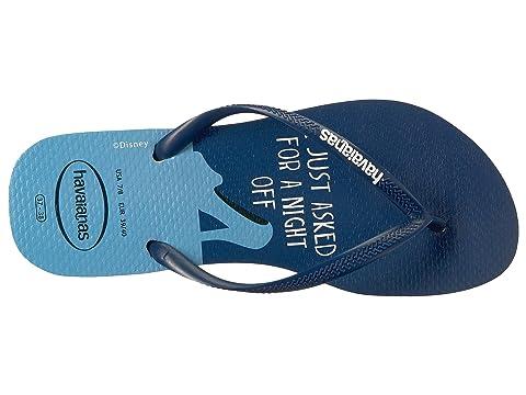 Púrpura Princesa Blanco Slim Bluewhite Marino Flip Havaianas Flop Azul 4x8tqxz