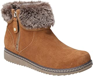 Hush Puppies Womens/Ladies Penny Zip Ankle Boot