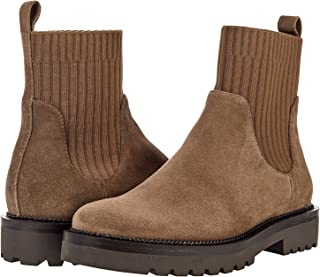 Blondo Women's Hallie Ankle Boot, Dk Taupe, 8.5