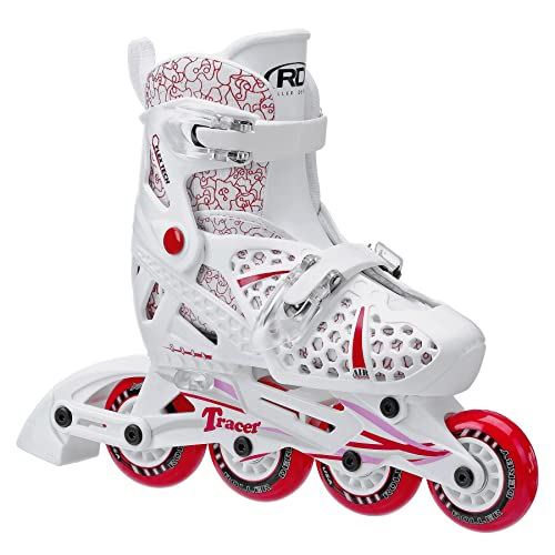 Roller Derby Girls Tracer Adjustable Inline Skate