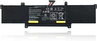 Emaks C21PQ2H Battery for Asus VivoBook S301LA S301LP Q301 Q301L Q301LA-BHI5T02 BSI5T17 0B200-00580100M -7.4V 38Wh/4965mAh (18Months Warranty)