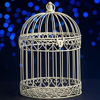 Best decorated bird cages centerpieces Reviews