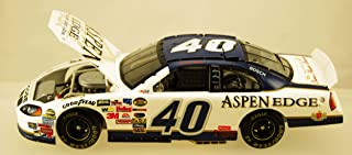 Action - 2004 - NASCAR - Sterling Marlin - #40 Coors Light / Aspen Edge Car - Dodge Intrepid - 2004 - 1:24 Scale - 1 of 264 - Rare - Bank - Limited Edition - Collectible