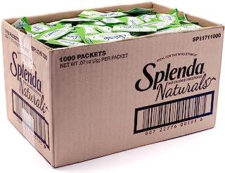 Splenda Naturals Stevia Zero Calorie Sweetener: No Calories, All Natural Sugar Substitute With No Bitter Aftertaste - Sing...