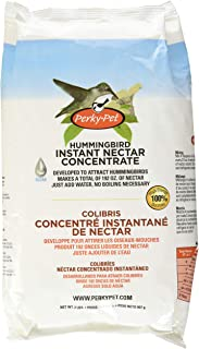Best Perky-Pet 244CLSF 2-Pound Bag of Instant Clear Concentrate Hummingbird Nectar, Package may vary Review