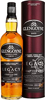 Glengoyne The LEGACY Series CHAPTER ONE Highland Single Malt Scotch Whisky 2019 1 x 0.7 L