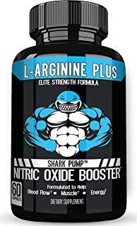 Stamiron Premium L Arginine 800mg, Potent Nitric Oxide Booster for Men, Essential Amino Acids for Amino Energy, Muscle Gro...